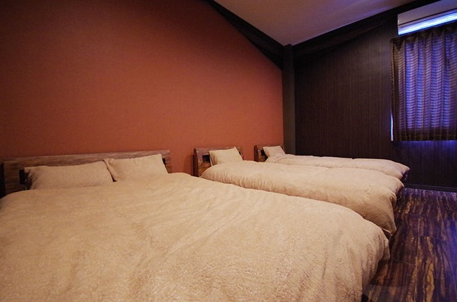 ベッドルーム6