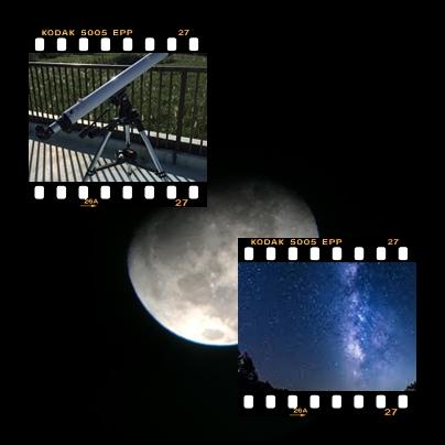 ちょっといい望遠鏡買いました